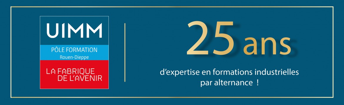 Pôle formation 25 ans expertise CFA
