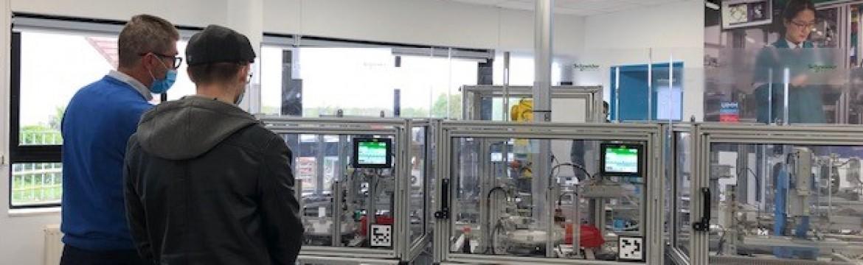 RDV industrie orientation alternance